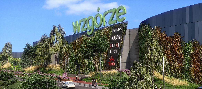 """Centrum Handlowe """"Wzgórze"""" już"""