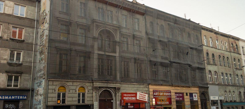 Wrocław: Kamienica przy Dworcu
