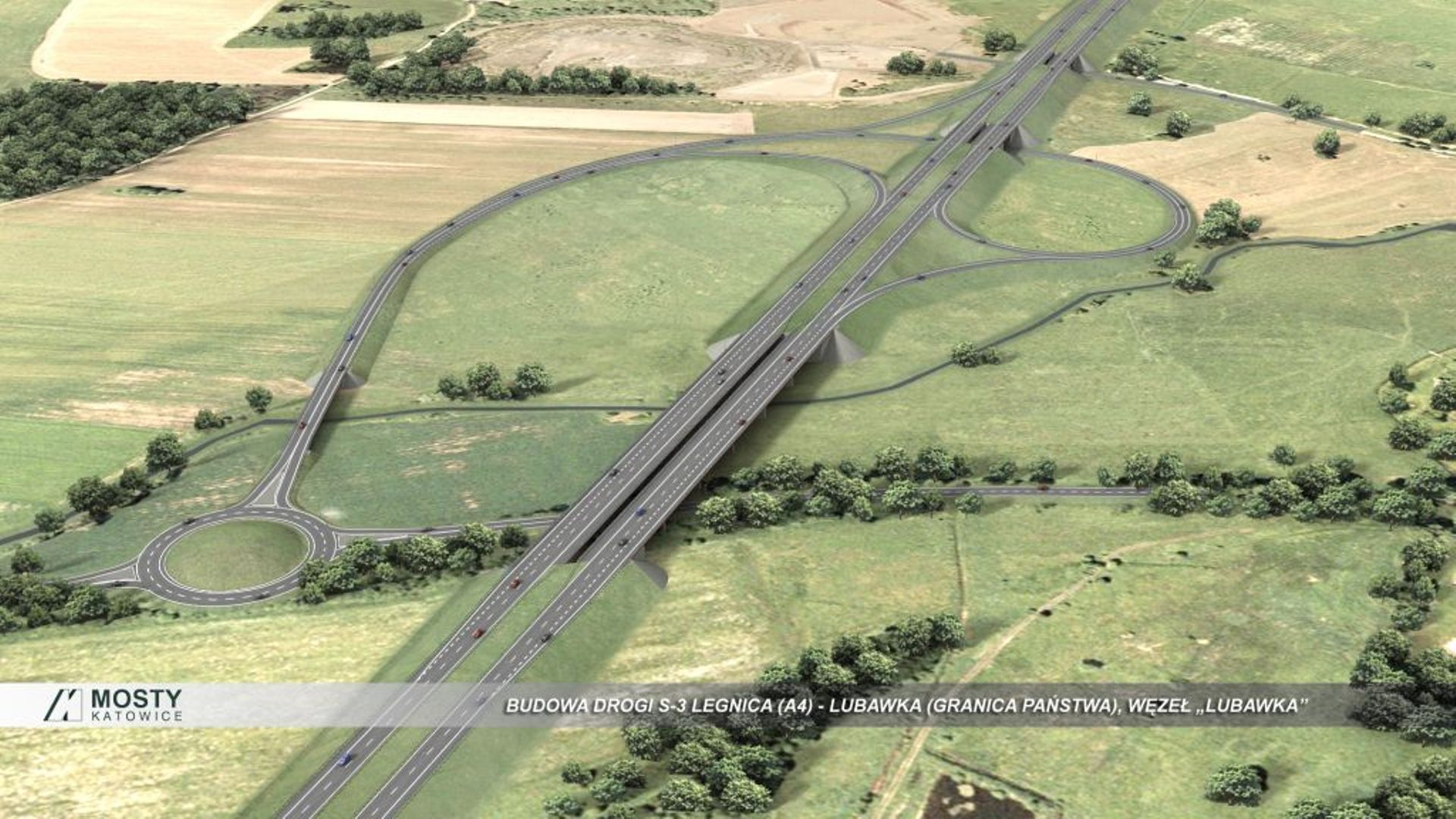 Jest decyzja ZRID na budowę ostatniego dolnośląskiego odcinka S3
