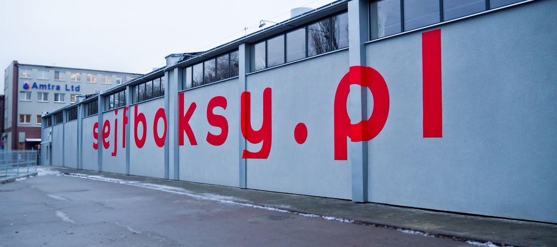 Magazyny Sejfboksy w Sosnowcu