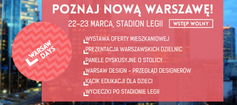 Eko-Park Na Warsaw Days