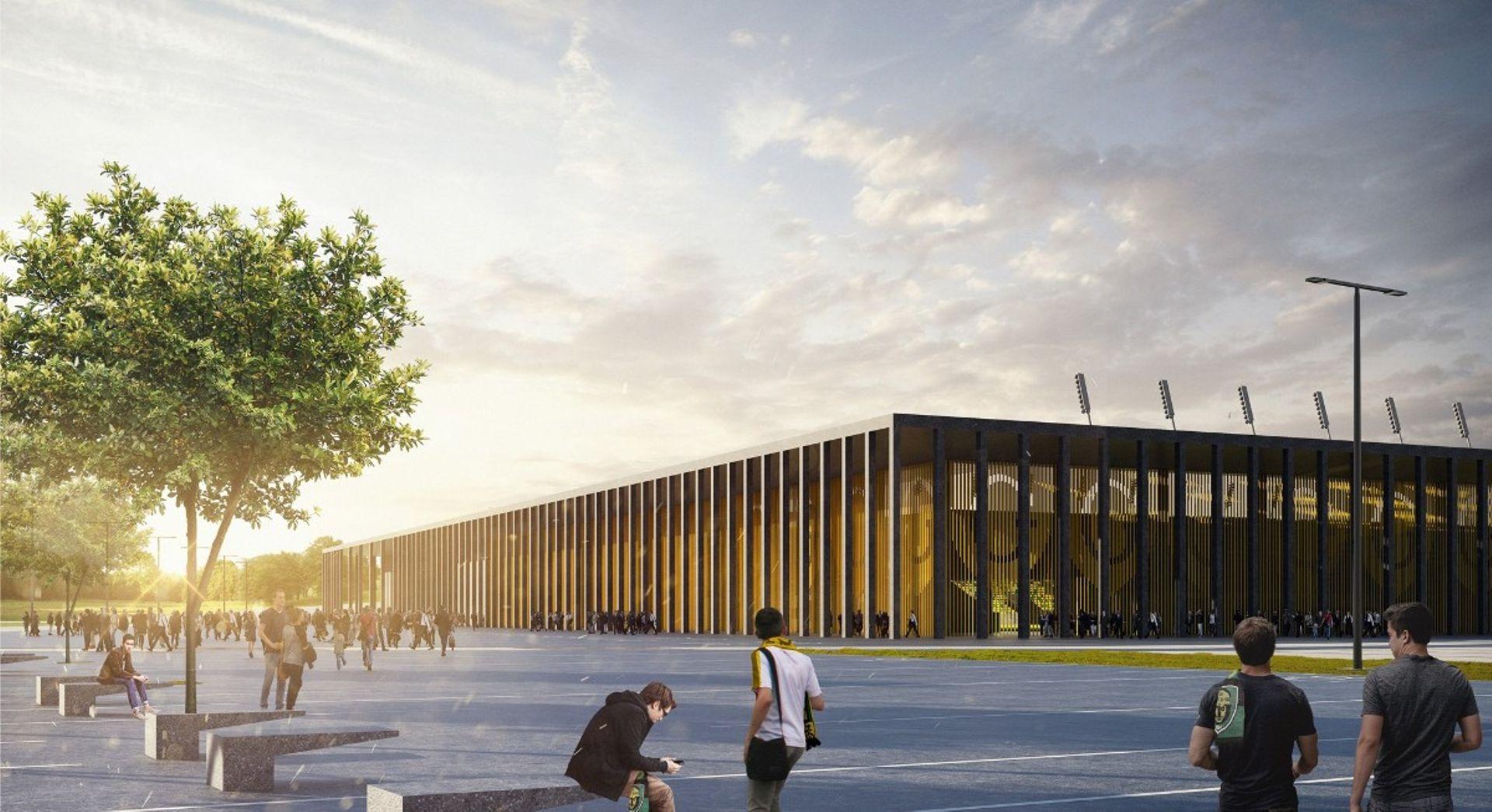 Katowice kupiły brakujący fragment terenu. Budowa nowego stadionu miejskiego coraz bliżej