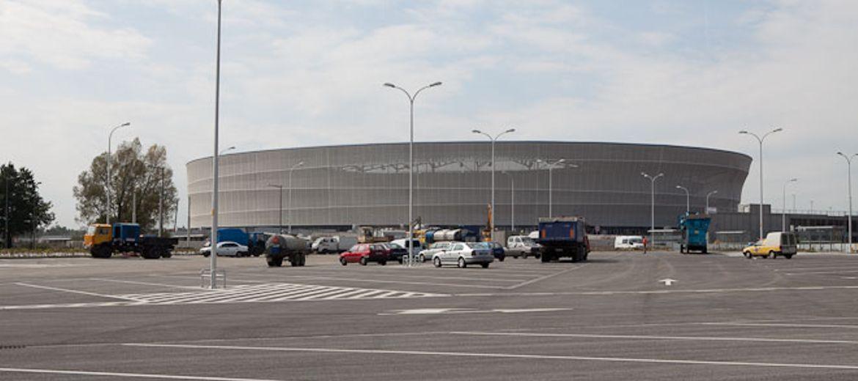 Firmy budujące Stadion Miejski