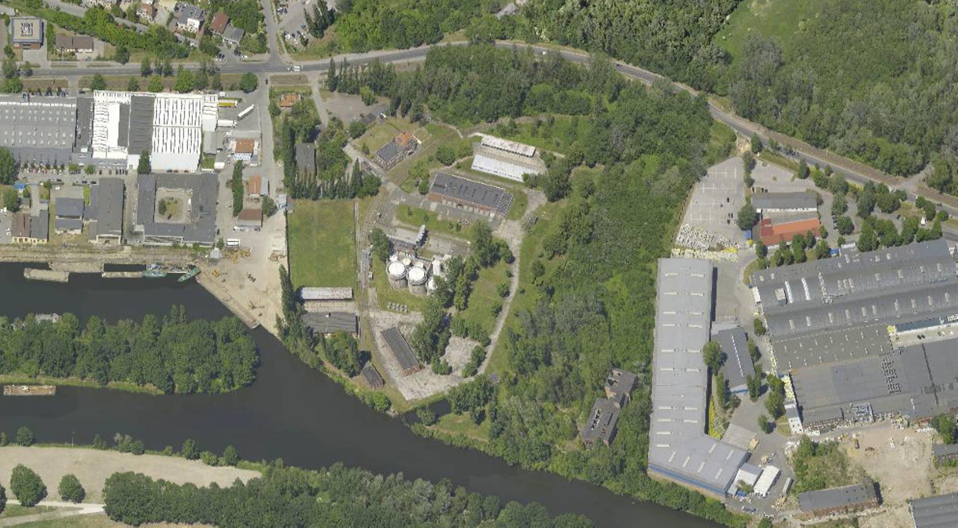 Wrocław: Szykuje się budowa dużego kompleksu obok dawnej stoczni Zacisze