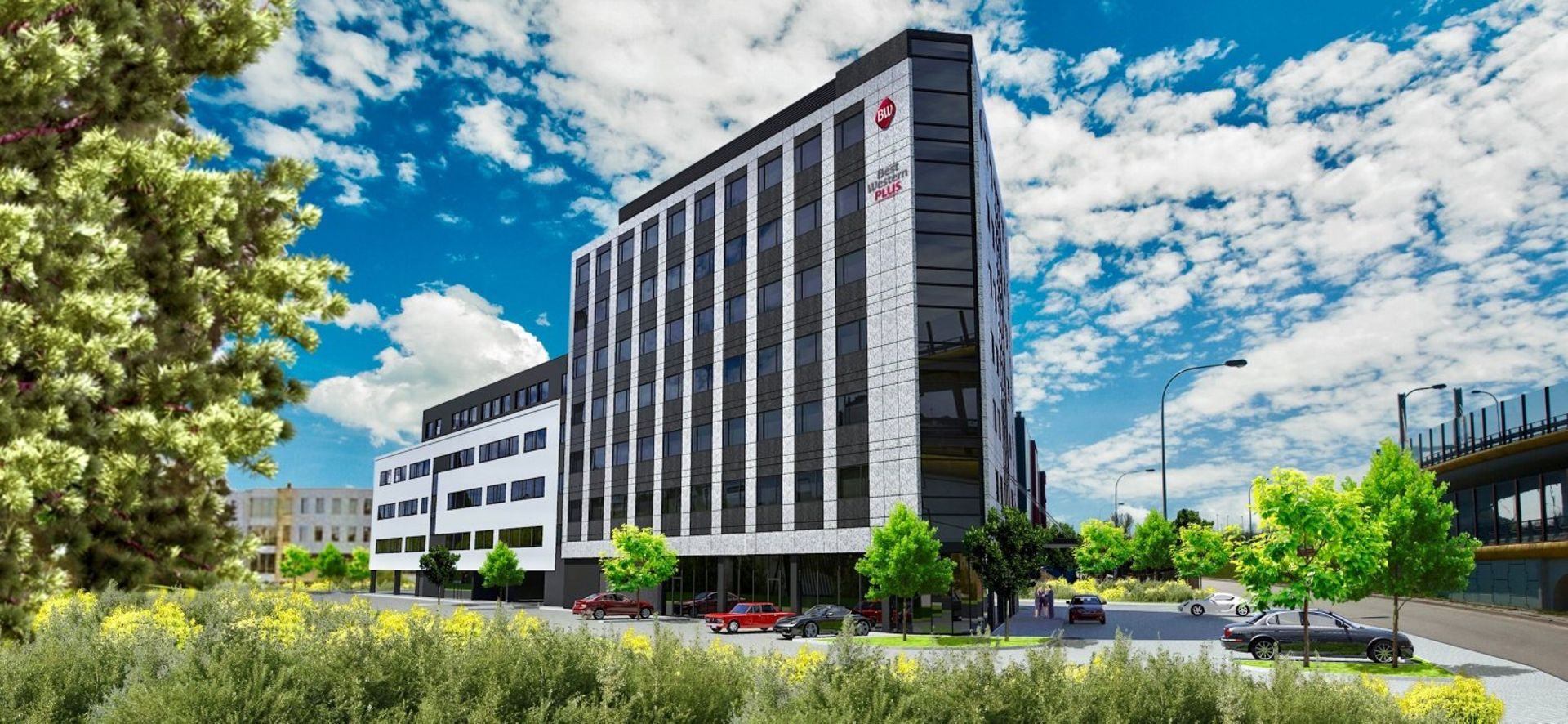 W Warszawie otwarto czwarty hotel sieci Best Western
