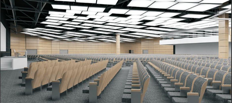 Koniec przebudowy Centrum Kongresowego