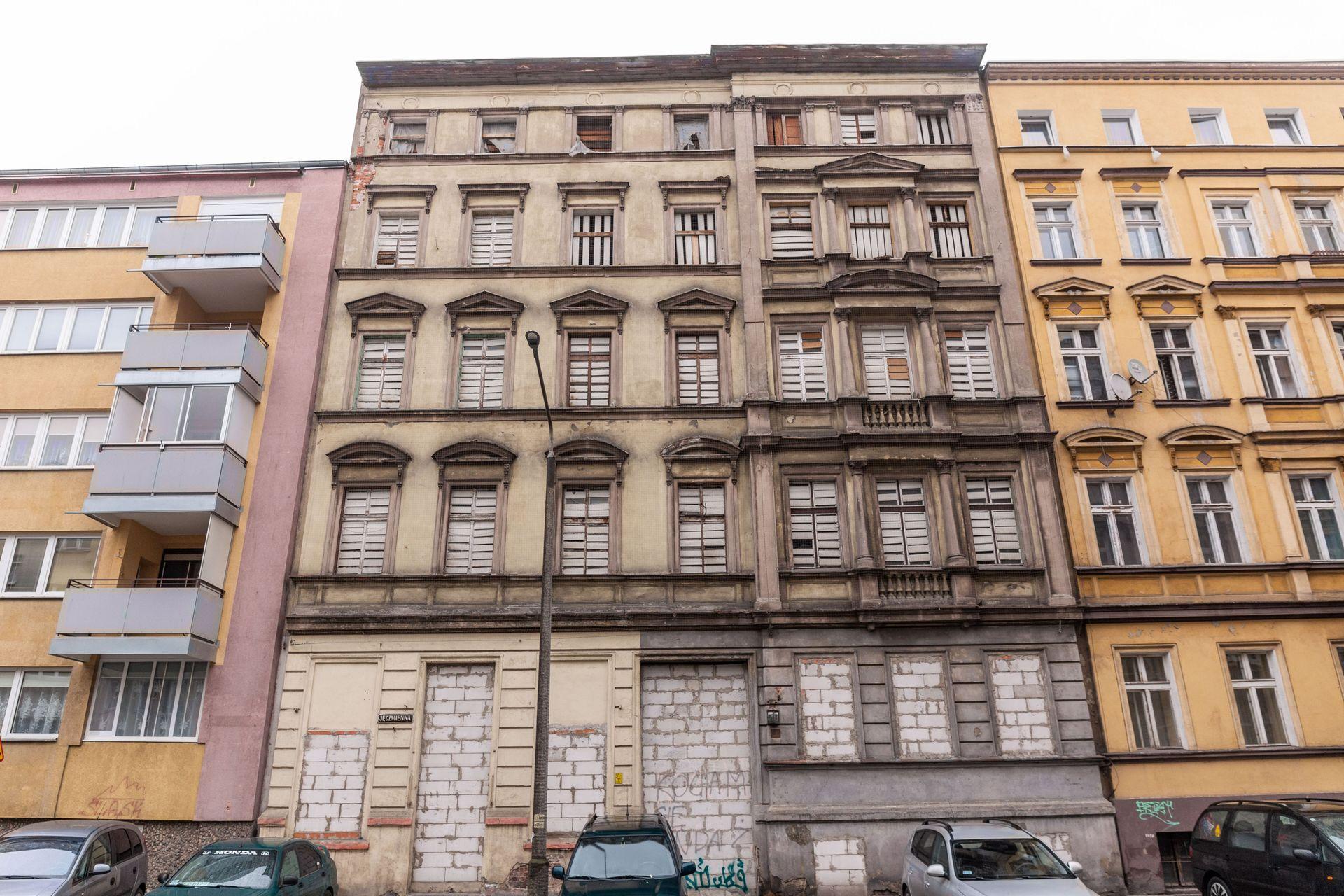 Wrocław: Zabytkowa kamienica na Przedmieściu Świdnickim doczeka się remontu