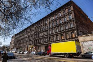 Wrocław: Coraz bliżej sprzedaży rzędu kamienic przy Dworcu Głównym. W grę wchodzi kilkanaście milionów