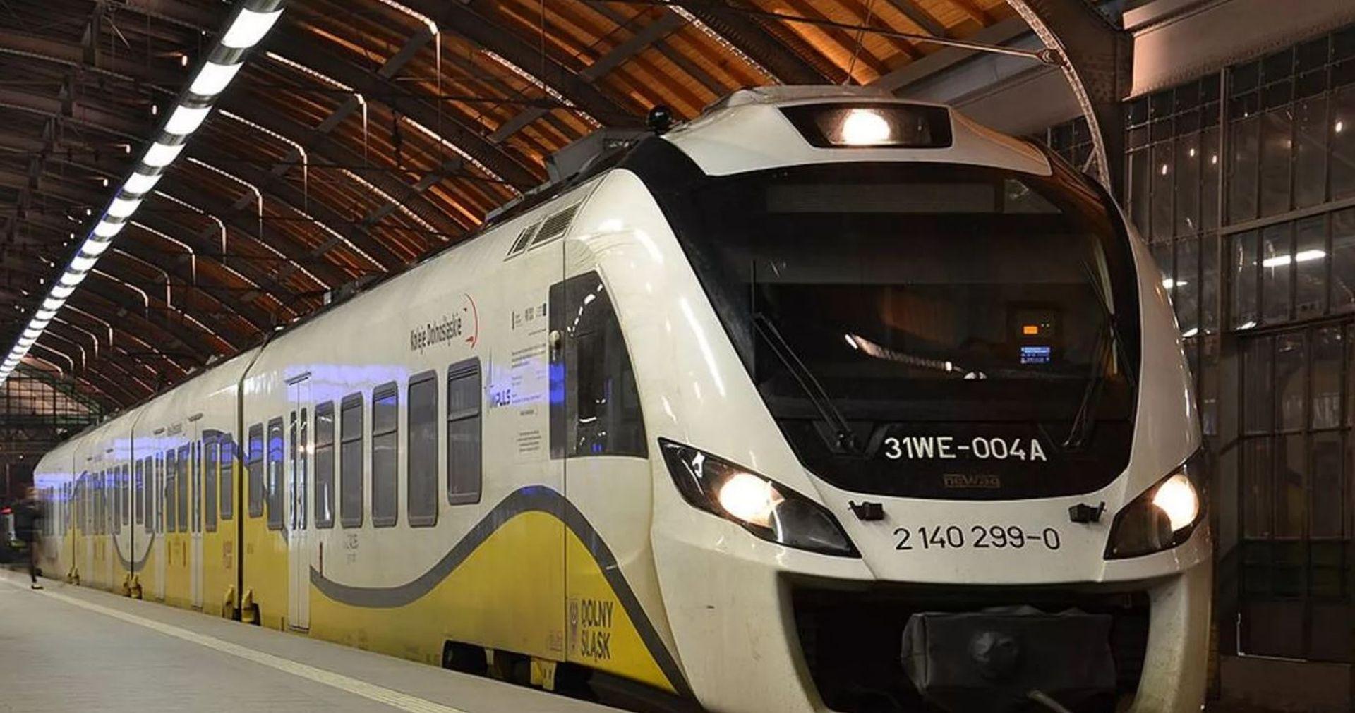 Koleje Dolnośląskie rozstrzygnęły przetarg na zakup pociągów hybrydowych