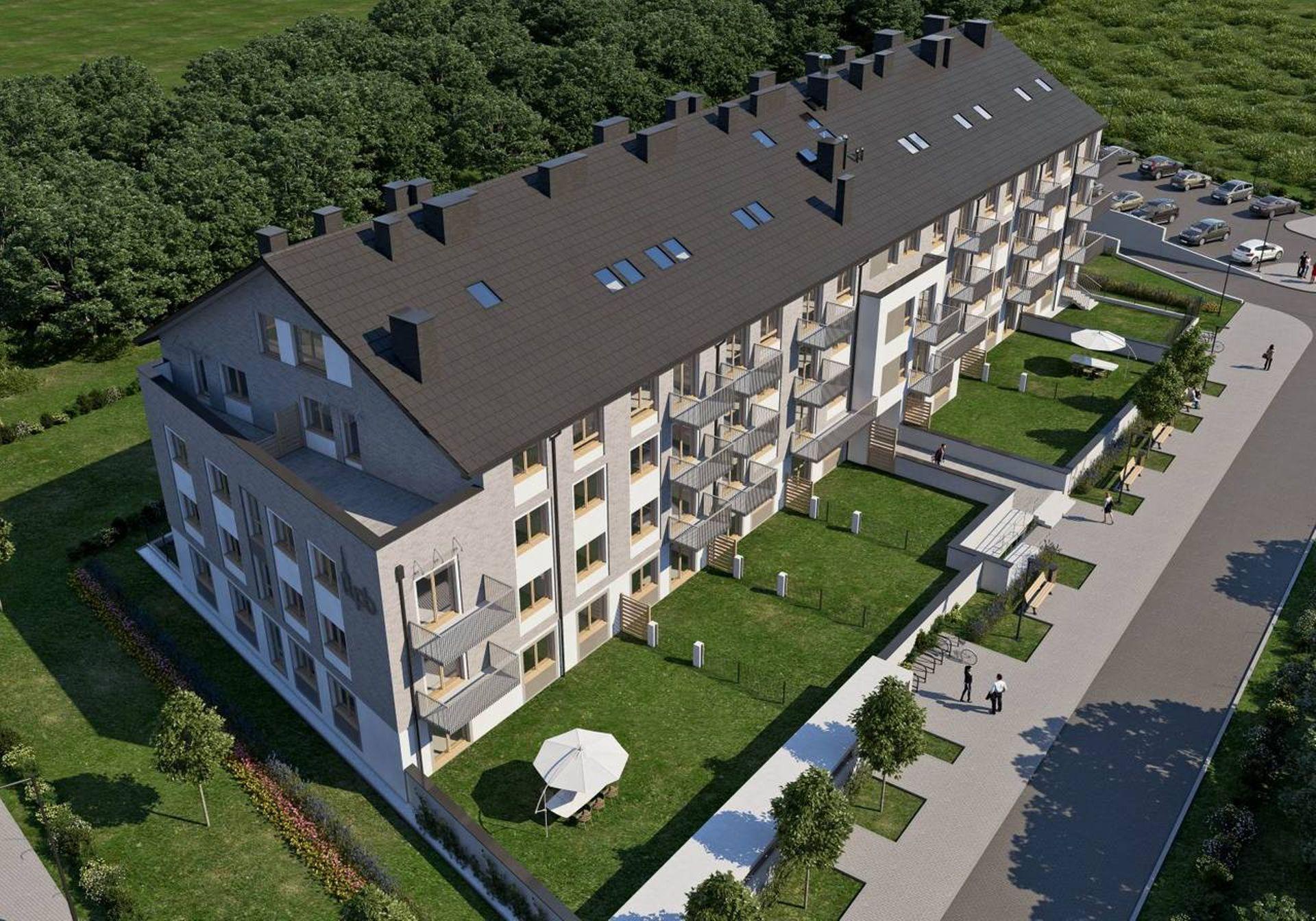 Wrocław: Wojszyckie Alejki – WPB buduje dziesiątki mieszkań na kolejnym osiedlu