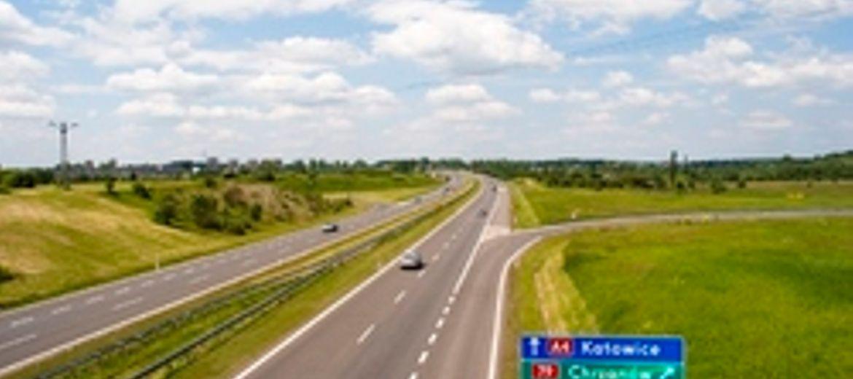A4 Katowice-Kraków przygotowana do