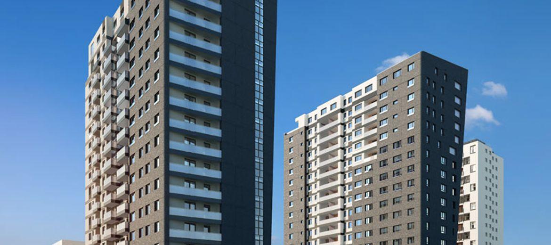 Kolejny 17-piętrowy budynek stanie