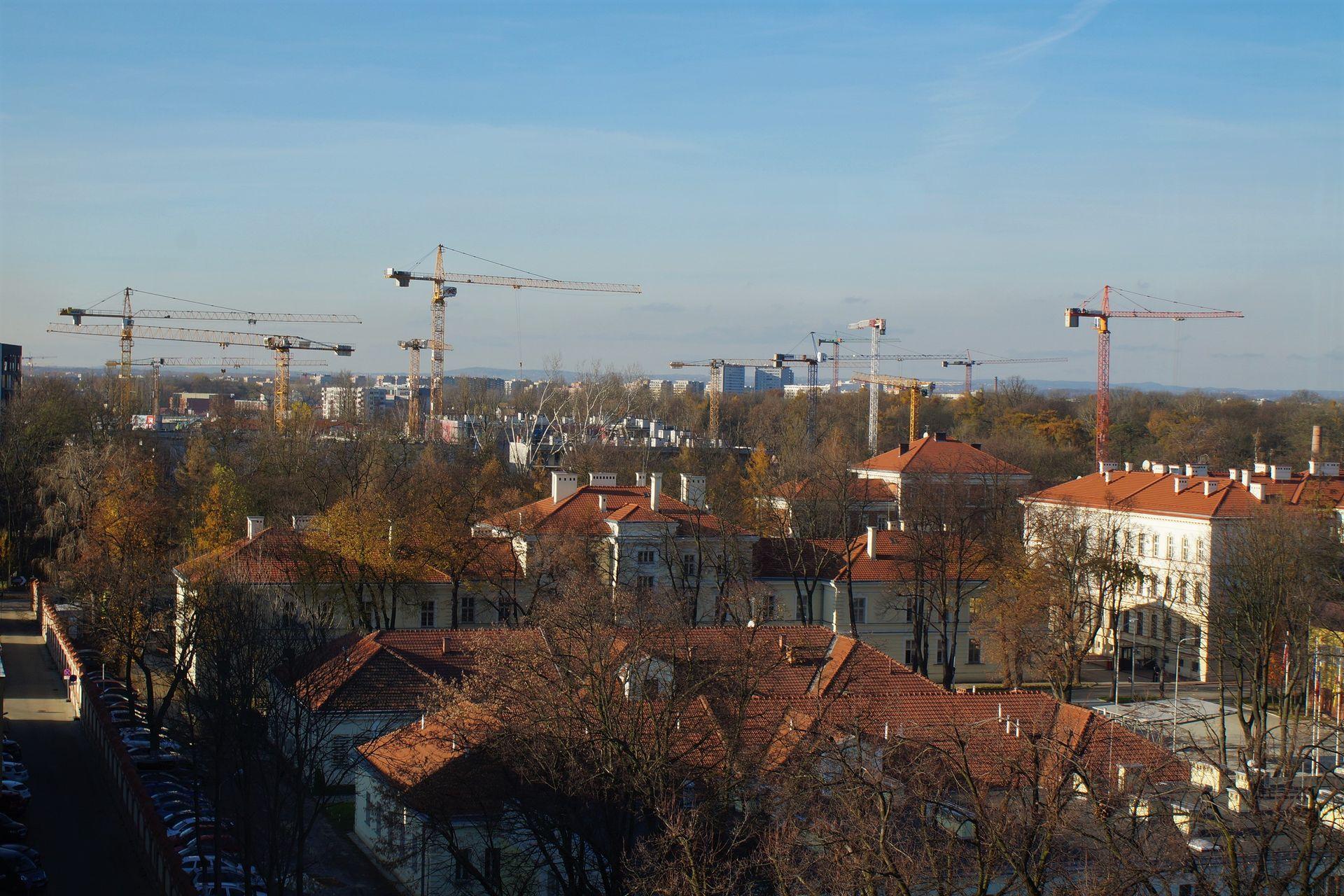 [Kraków] Przy Dworcu Głównym powstaną kolejne biurowce