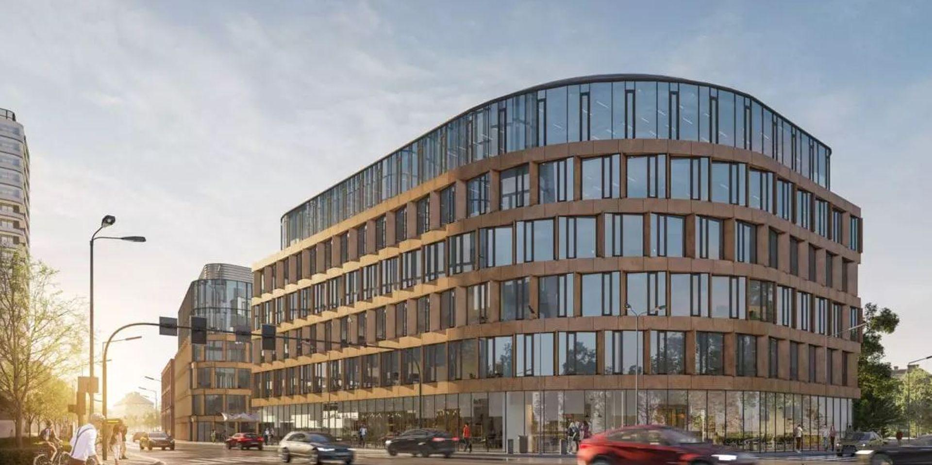 W centrum Wrocławia zamiast hotelu powstanie nowy biurowiec