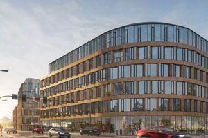 W centrum Wrocławia zamiast hotelu powstanie nowy biurowiec [WIZUALIZACJE]