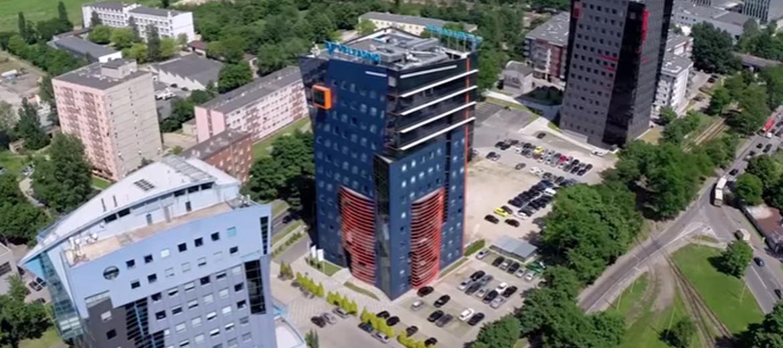 Kompleks biurowy Millenium Towers we Wrocławiu (foto: materiały inwestora)