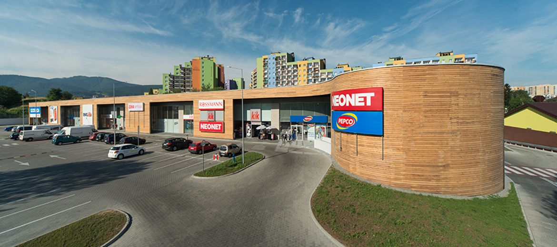 Retail Park Karpacka w