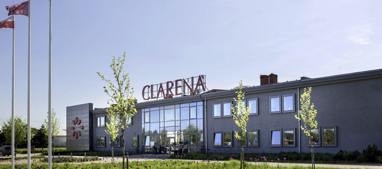 Clarena rozbuduje fabrykę kosmetyków