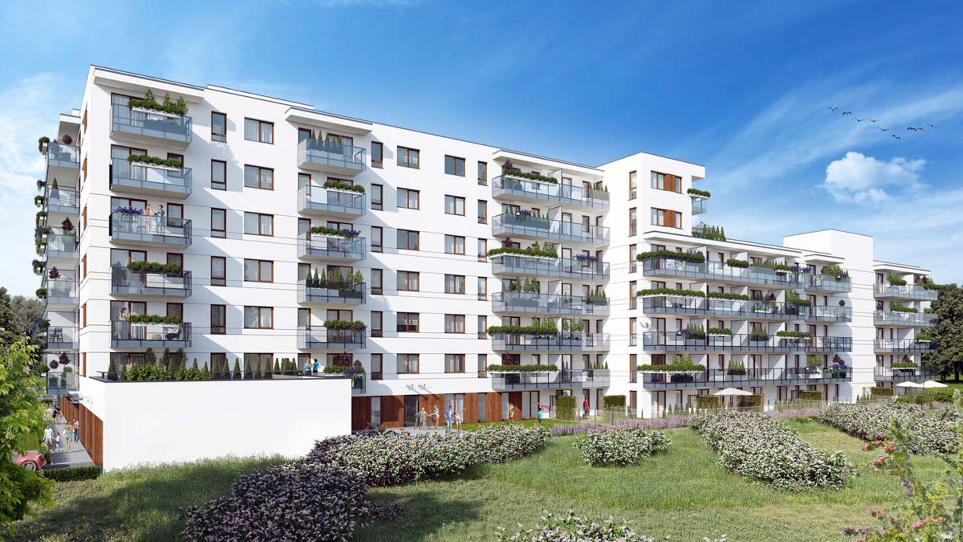 Warszawa: Mińska 63 – na Kamionku wyrasta budynek z ponad 160 lokalami