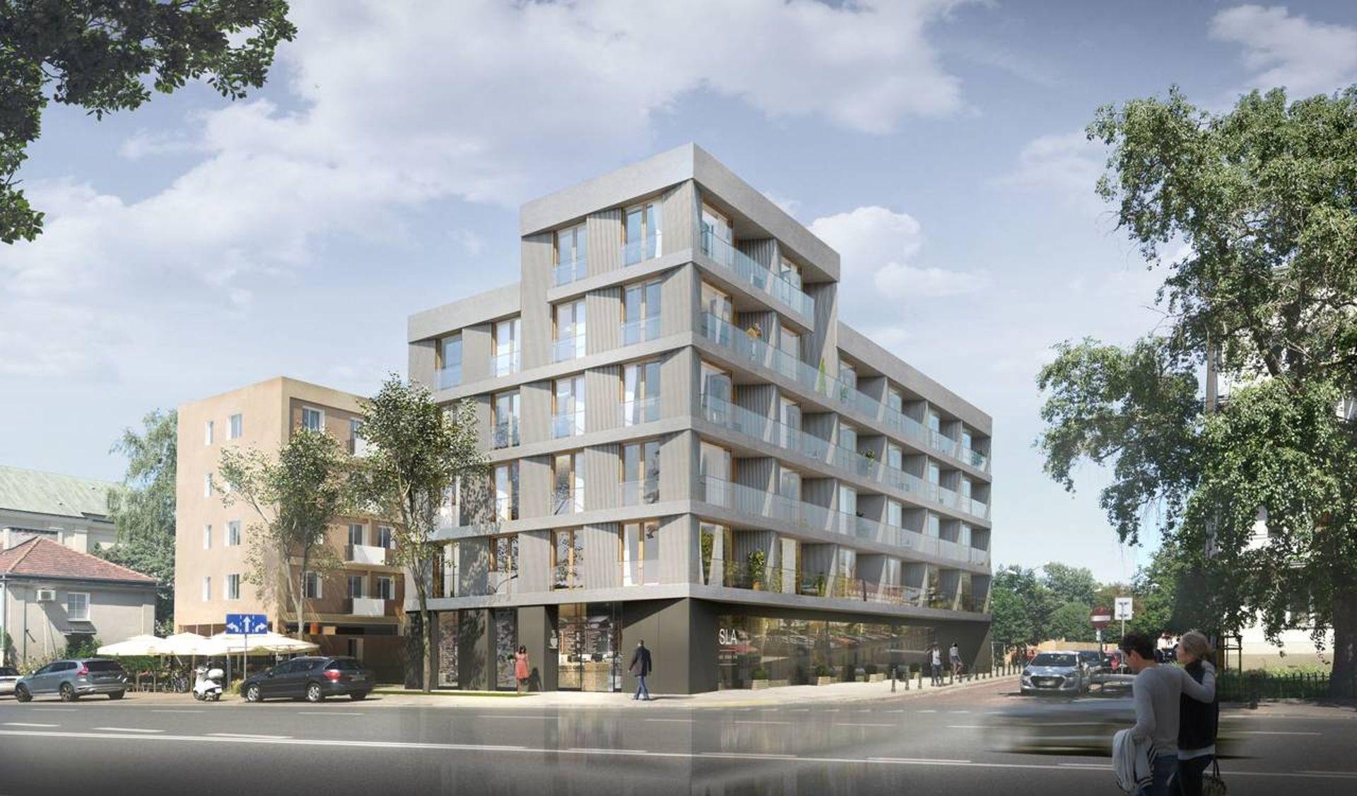 Warszawa: Bonifraterska 10A – Vinci stawia apartamentowiec na Nowym Mieście. Ponad 20 tysięcy za metr