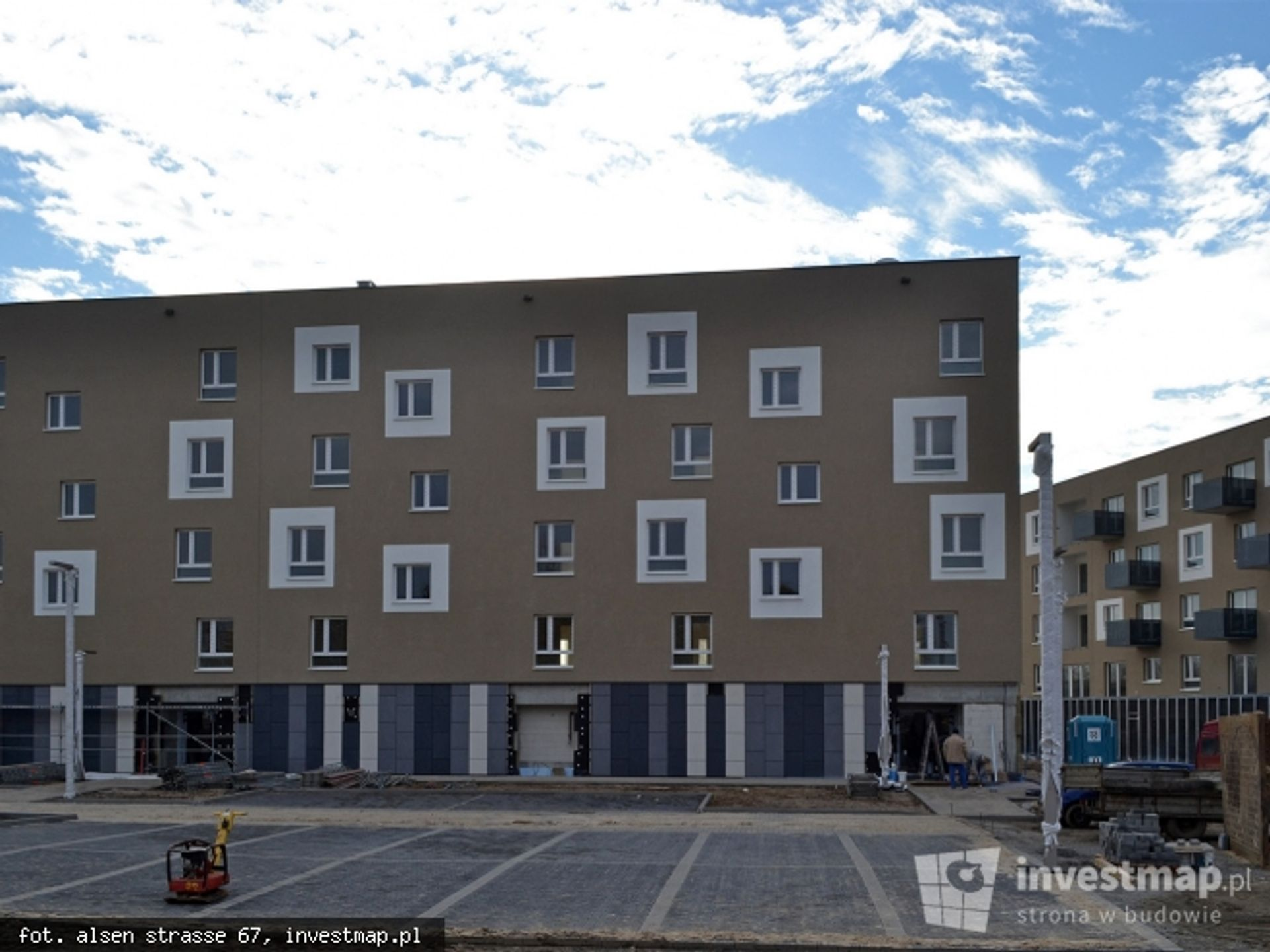 [Wrocław] Wrocławski Nowy Port z pozwoleniem na użytkowanie