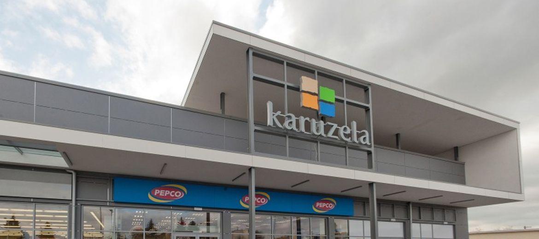 """Centrum Handlowe """"Karuzela"""" w"""