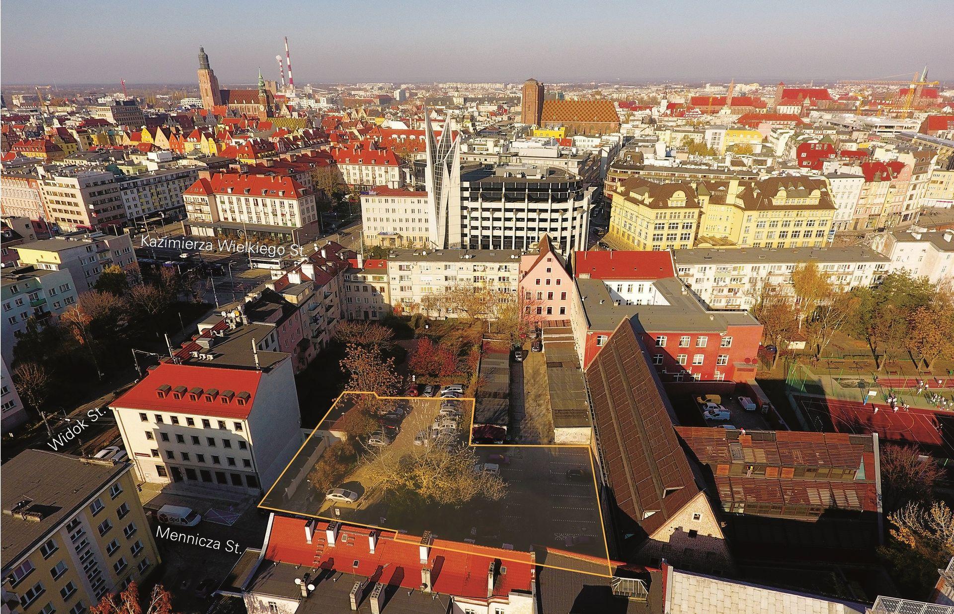 Miasto sprzedało za miliony działkę przy zabytkowym spichlerzu na Starym Mieście