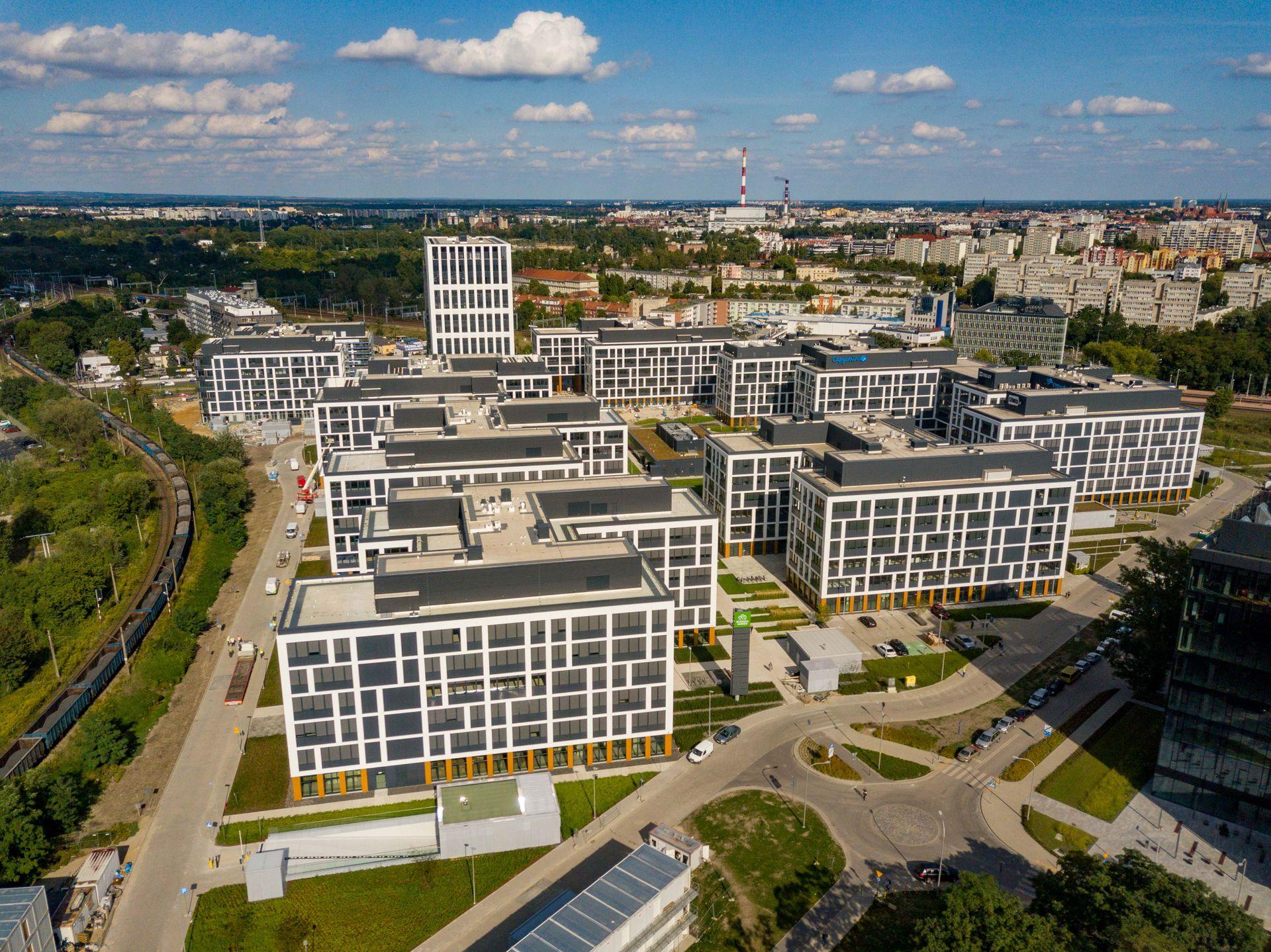 Amerykański Gates Corporation otworzył swoje centrum finansowe we Wrocławiu