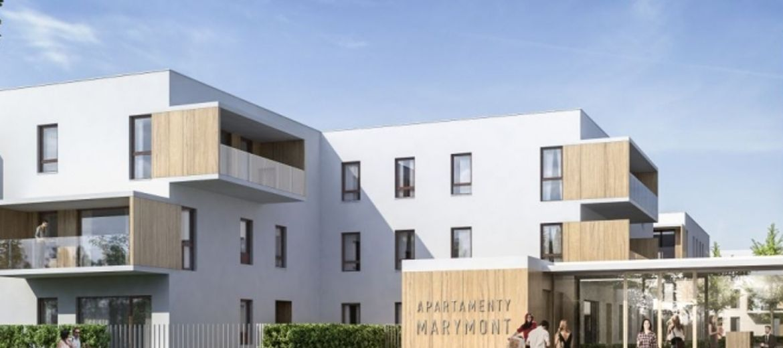 """Apartamenty Marymont"" – kameralna"