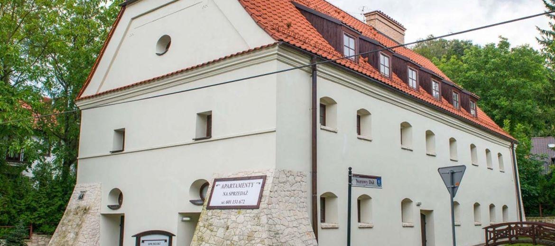 Ekskluzywny apartamentowiec z 1543