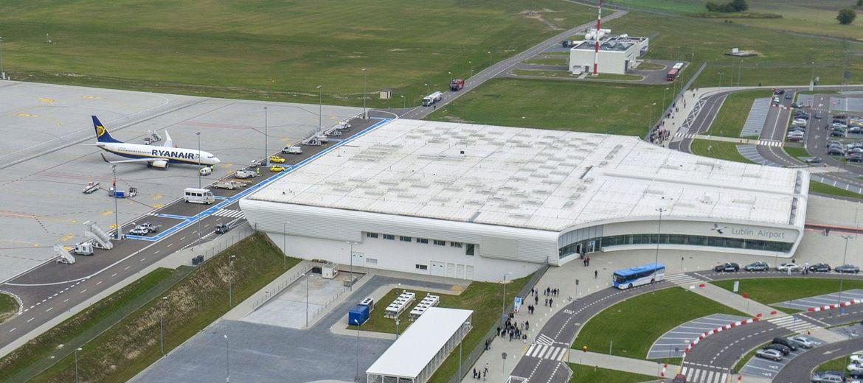 Lubelskie lotnisko rozwija się.