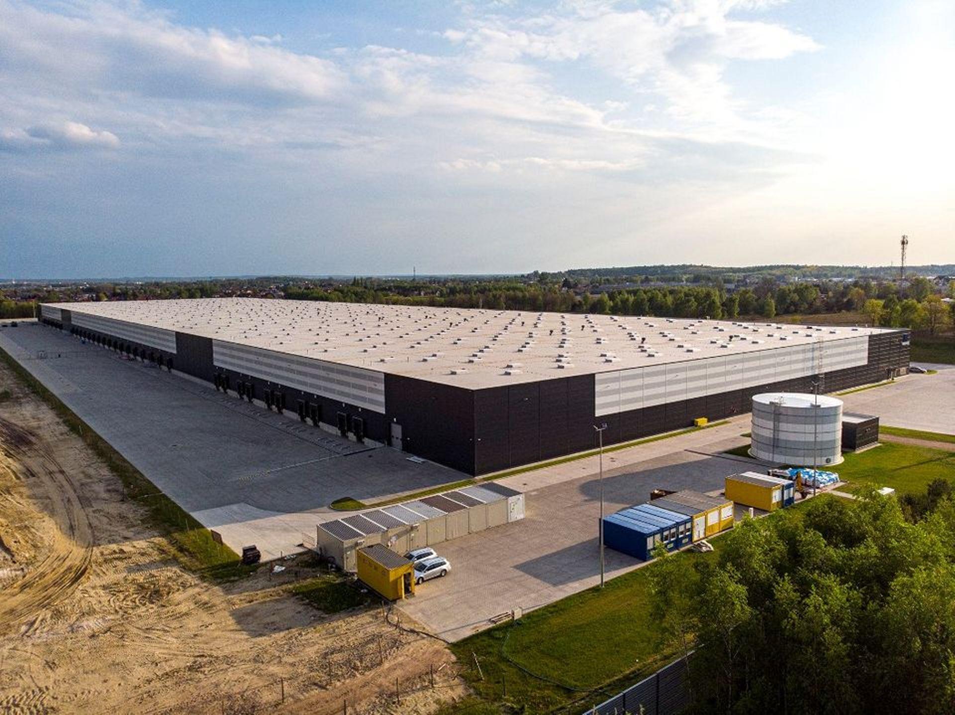 Łódź: Amazon powiększa swoje centrum logistyczne