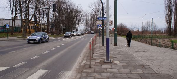 Kraków: Przebudowa ulicy Kocmyrzowskiej jeszcze w tym roku