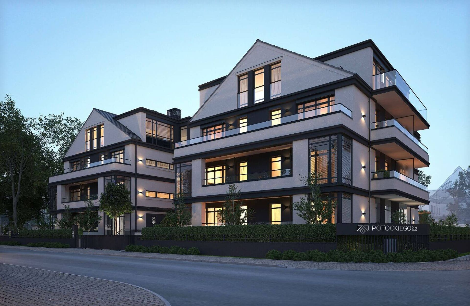 Potockiego 25 – Wrocław Investment buduje kilkanaście apartamentów na Karłowicach