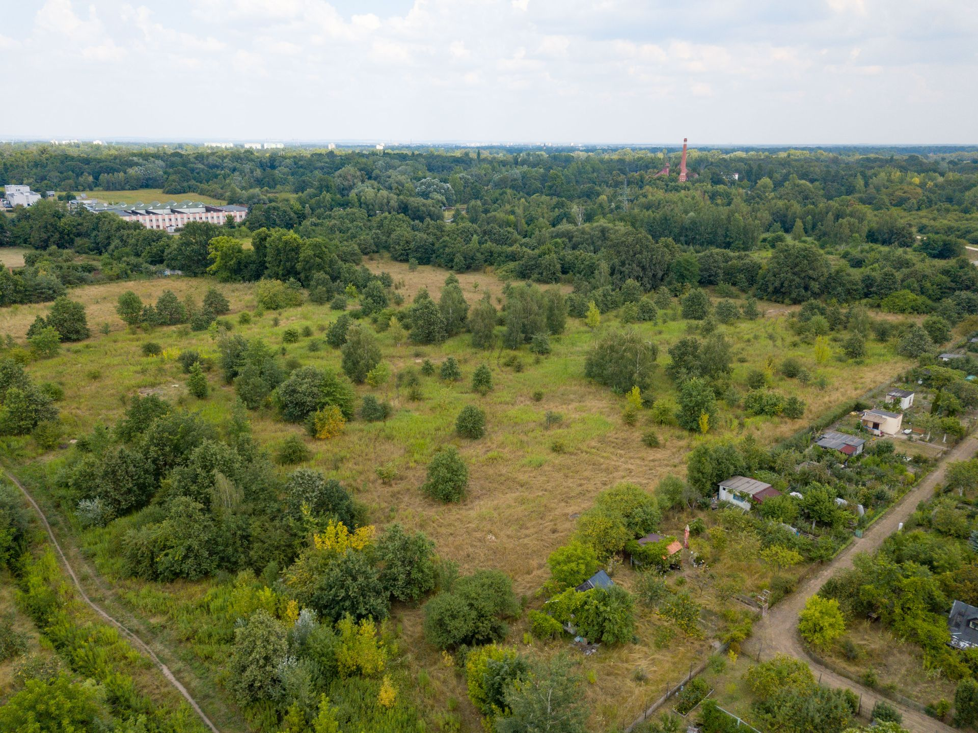Wrocław: Archicom przygotowuje budowę setek mieszkań na Księżu Wielkim