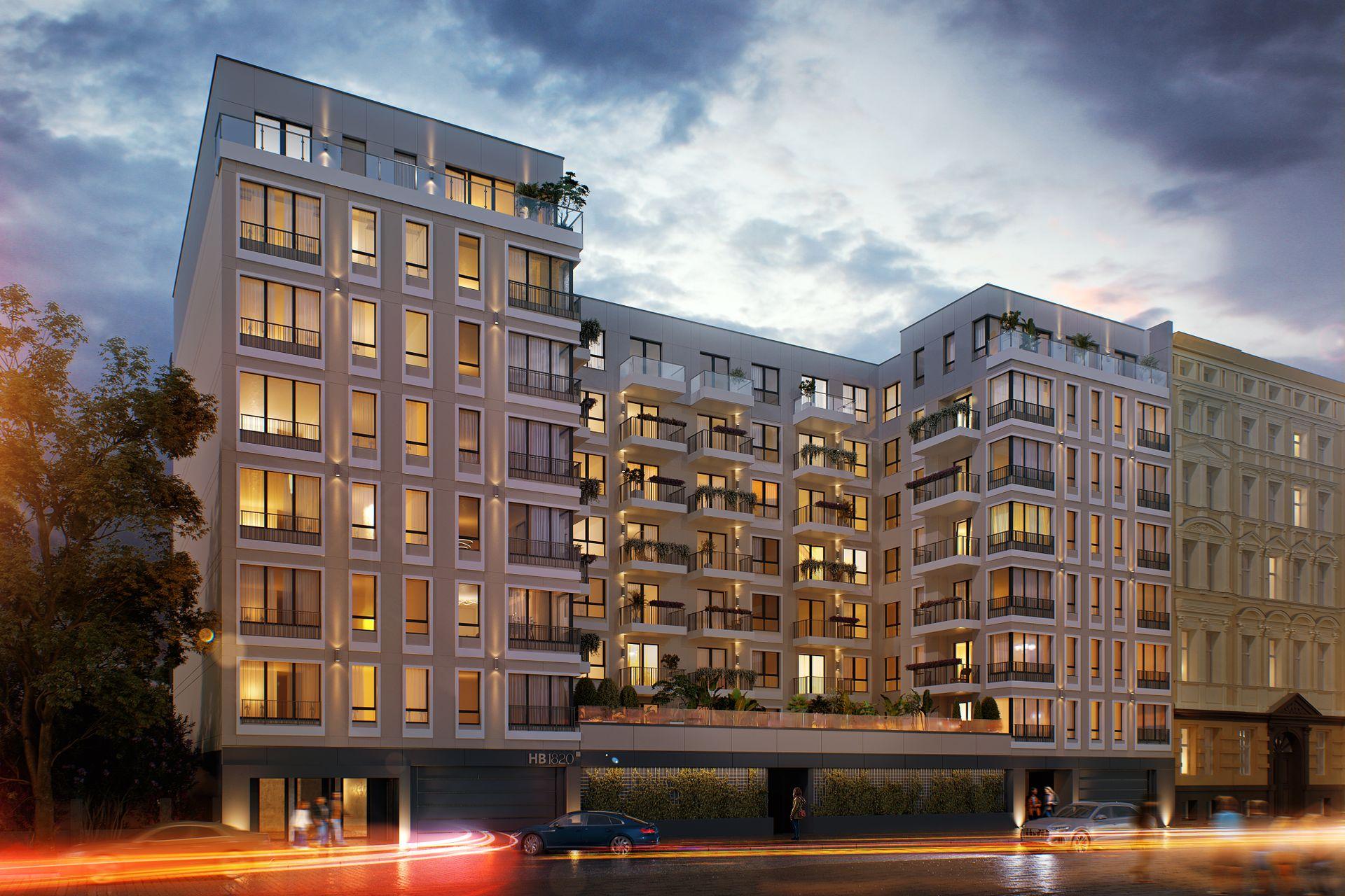 Wrocław: Francuska firma Eiffage Immobilier inwestuje na Przedmieściu Oławskim