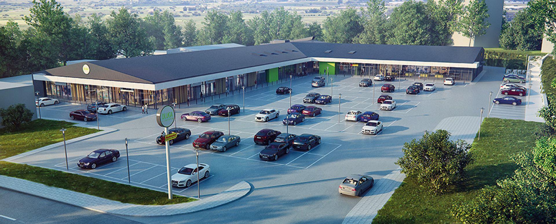 [Wałbrzych] Peppercorn Properties wybuduje Park Handlowy Piaskowa Góra