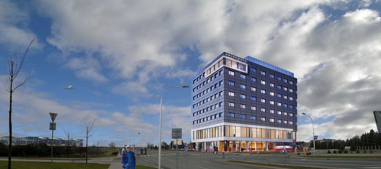 Wrocław: Arche wybuduje siedmiopiętrowy