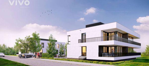 Wrocław: Vivo – powstają nowe apartamenty na Maślicach w pobliżu Odry [WIZUALIZACJE]