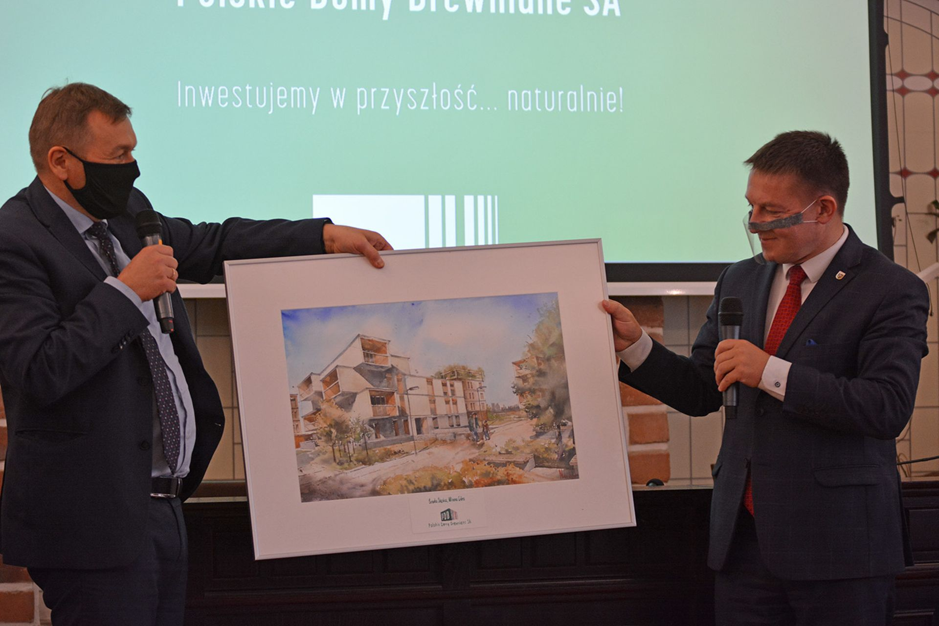 Środa Śląska: PDD wybuduje osiedle z ponad 800 lokalami na Winnej Górze
