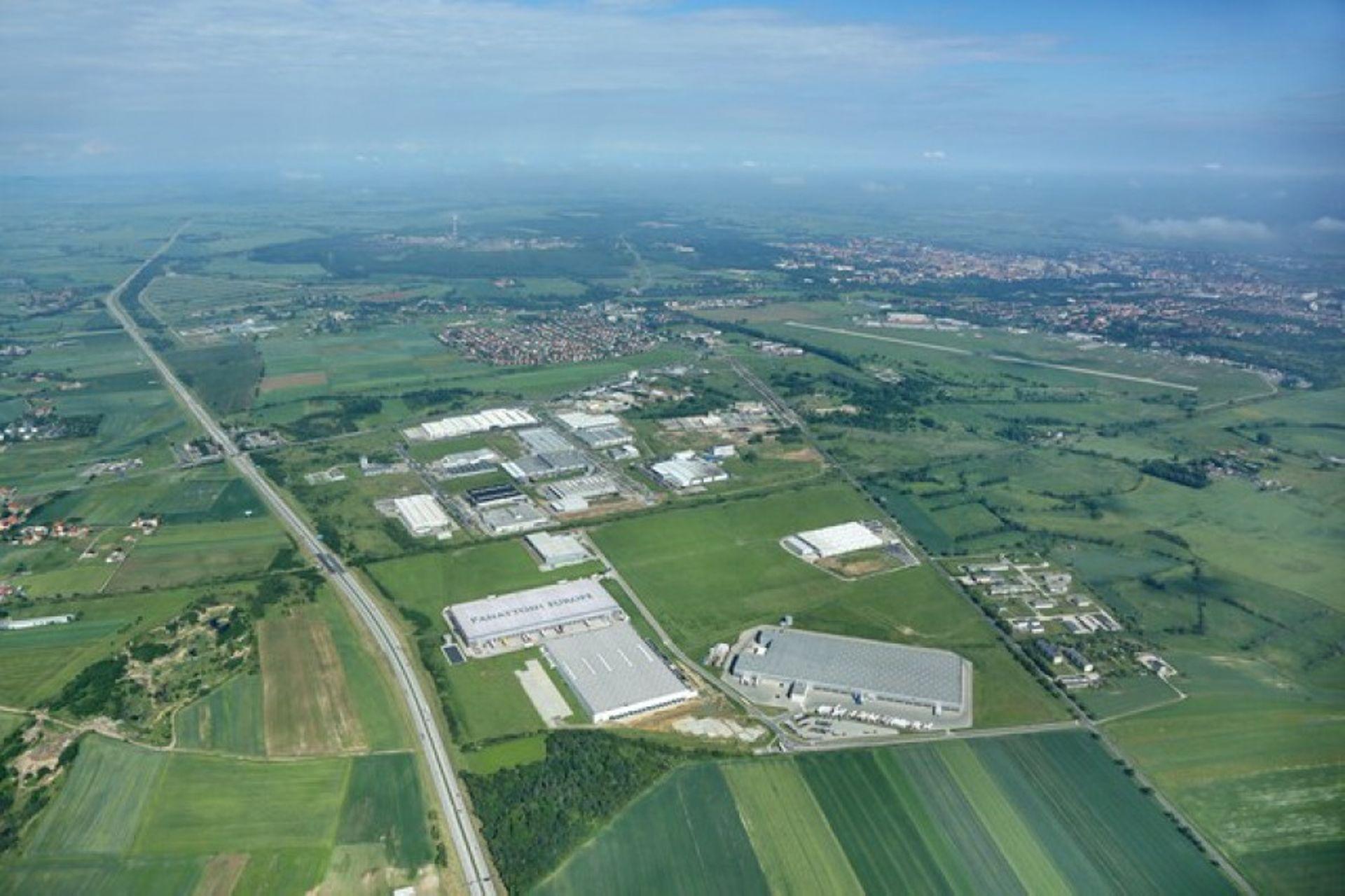 Dolny Śląsk: Panattoni stawia na Legnicę. Wybuduje centrum magazynowe o powierzchni ponad 100 tys. mkw.