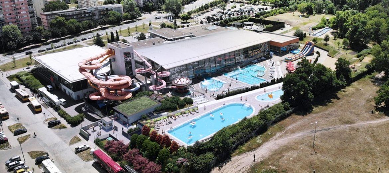 Wrocław: Aquapark rozbuduje się