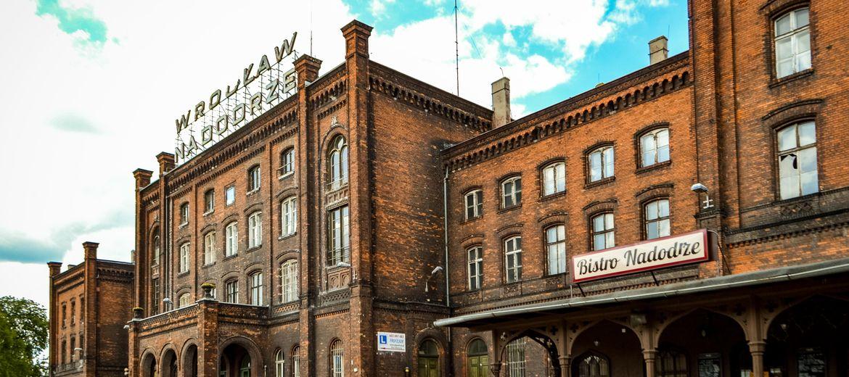Dworzec Wrocław Nadodrze wciąż