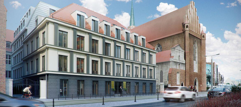 Wrocław: Centric – inwestor