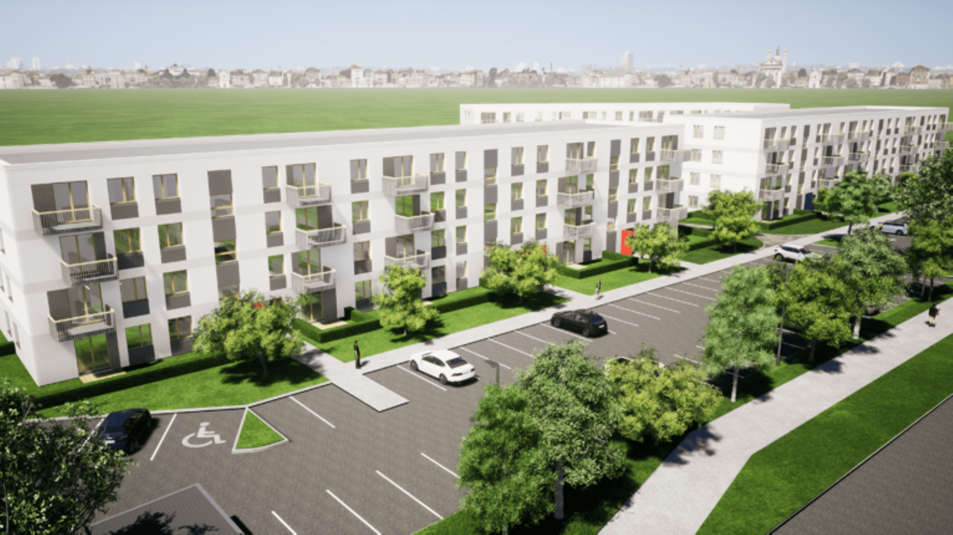 Mieszkania Plus powstaną w Oławie. PFR Nieruchomości szuka wykonawcy