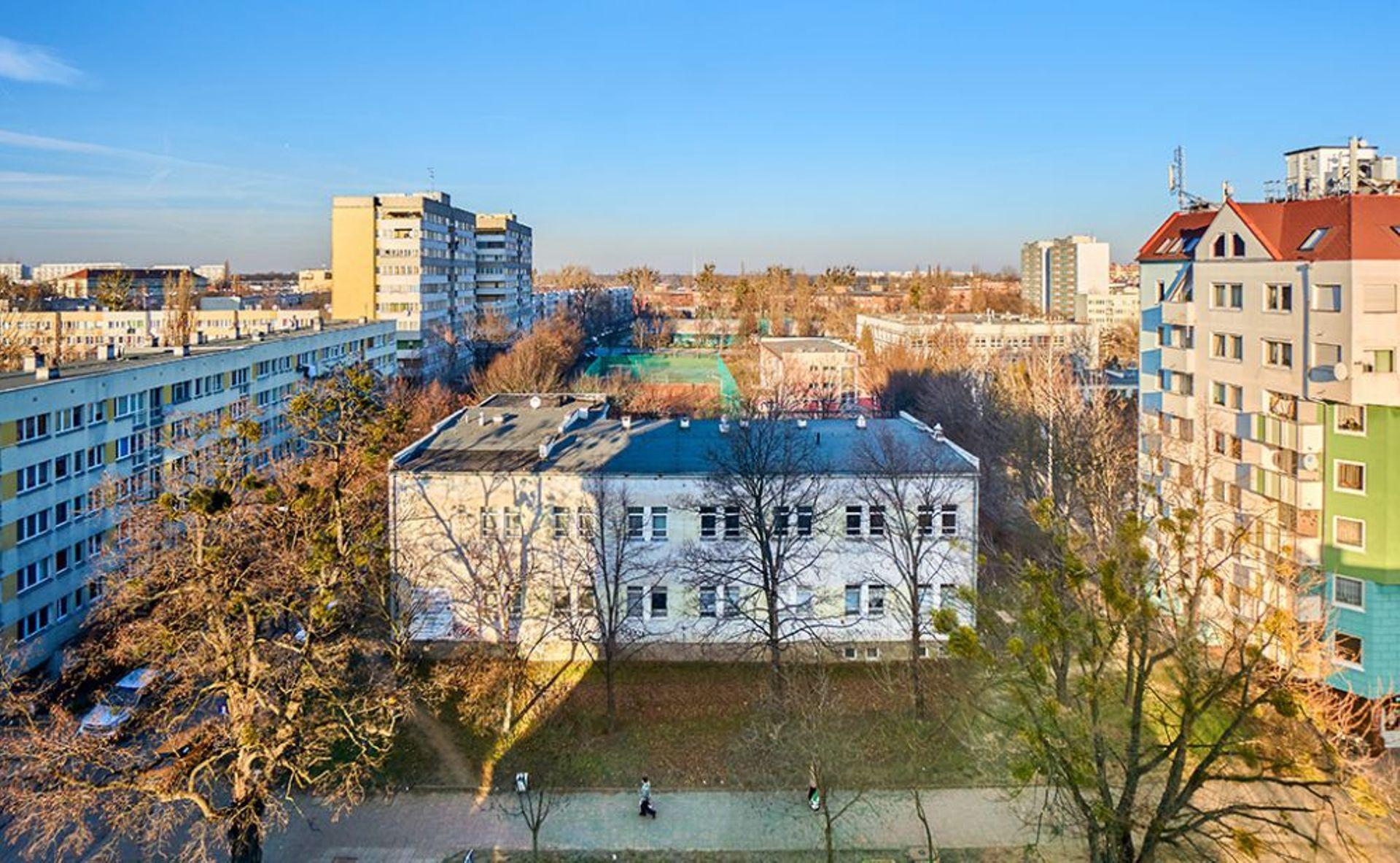 Wrocław: Orange sprzedał biurowiec na Szczepinie. Można go nadbudować i stworzyć mieszkania