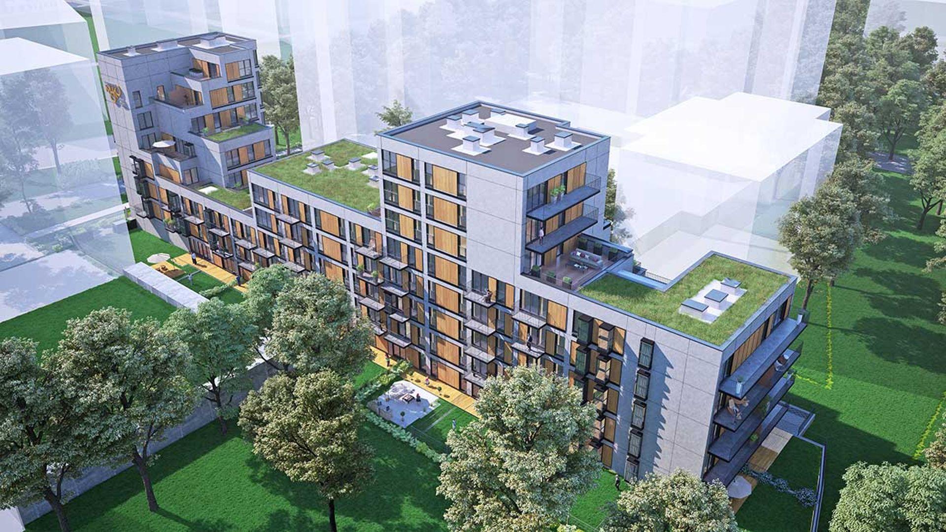 Warszawa: Moko Concept Apartments – Metropolis Investments rusza z zapowiadaną inwestycją na Mokotowie