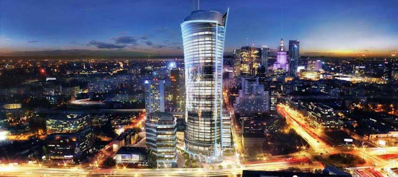 Biurowiec Warsaw Spire Tower