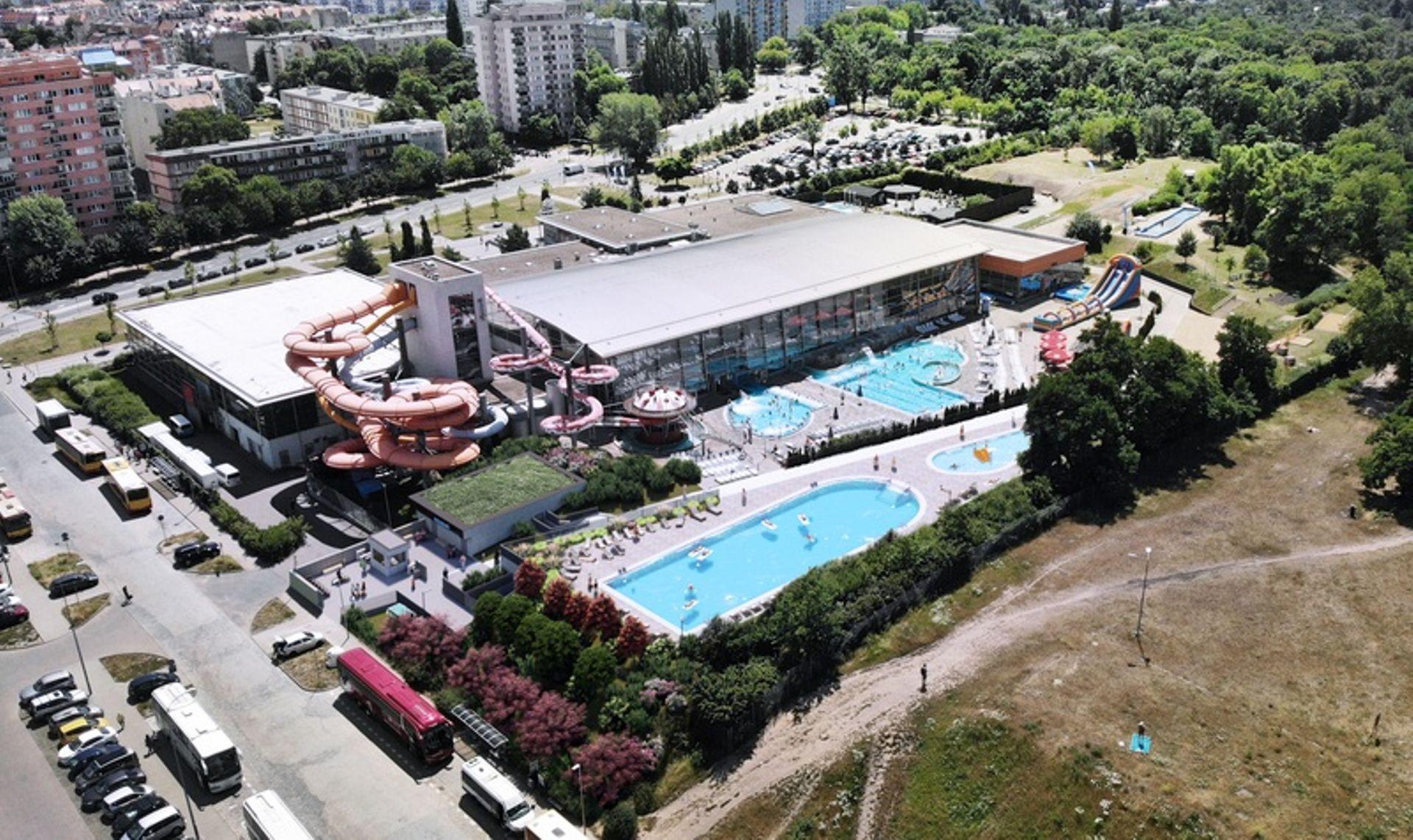 Wrocław: Rozpoczął się remont basenu sportowego w Aquaparku
