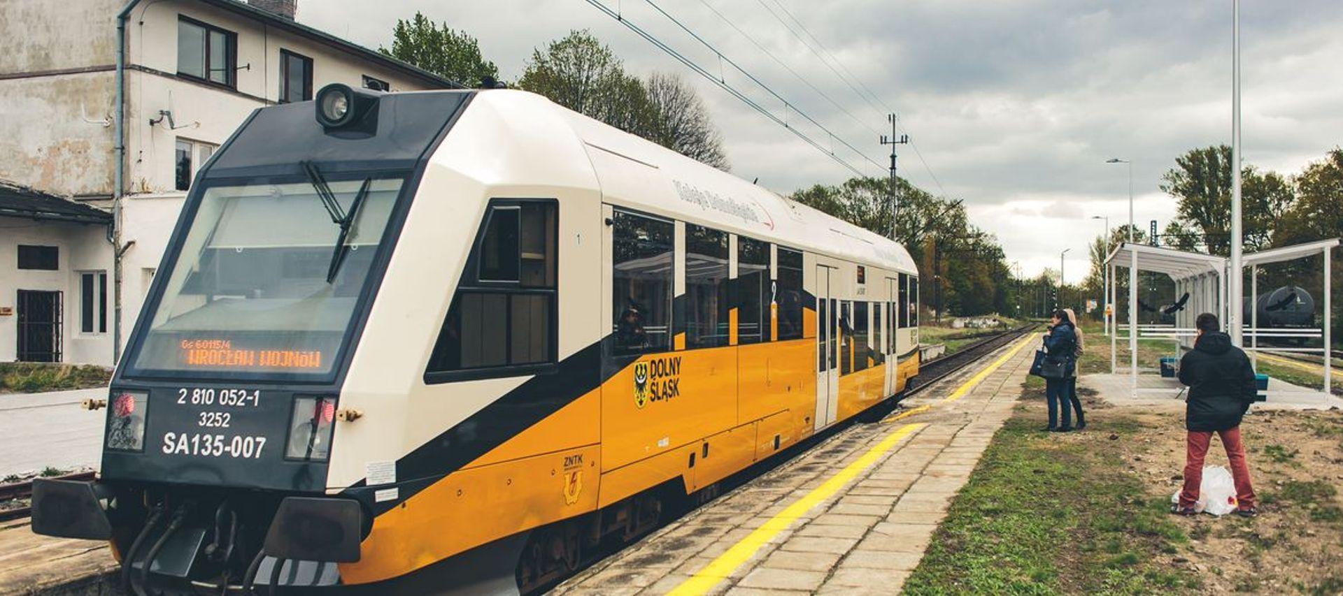 Miastu brakuje pieniędzy na poprawę infrastruktury w ramach rewitalizacji linii Wrocław – Jelcz